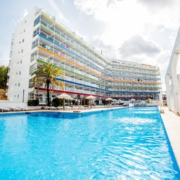 Hotel Apartments Deya in Santa Ponsa - Pool
