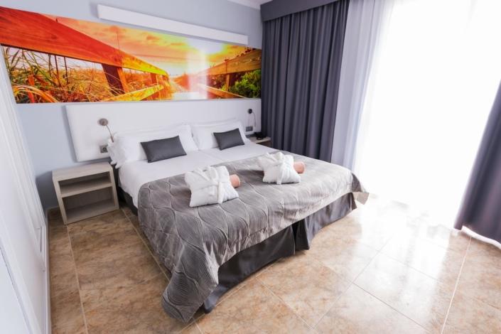 Hotel Bahia del Sol - Beds