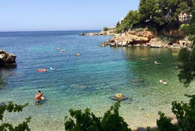 Santa Ponsa Castellot Beach