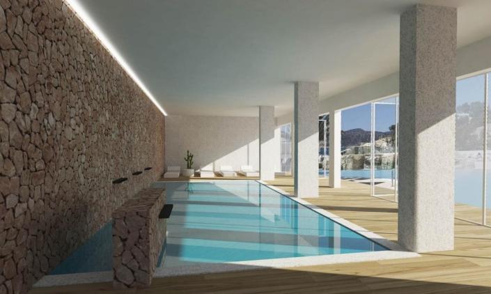 FERGUS Style Cala Blanca Suites - Pool