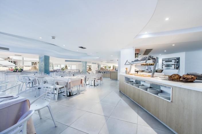 FERGUS Style Cala Blanca Suites - Restaurant