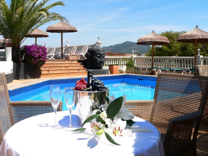 Hotel Bon Repos - Pool