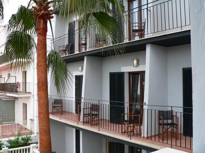 Hotel Bon Repos - Outside