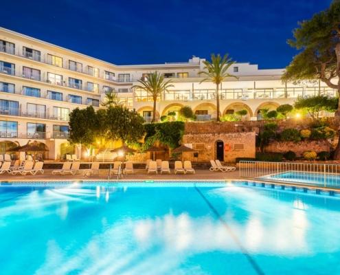 Hotel Casablanca Santa Ponsa - Pool