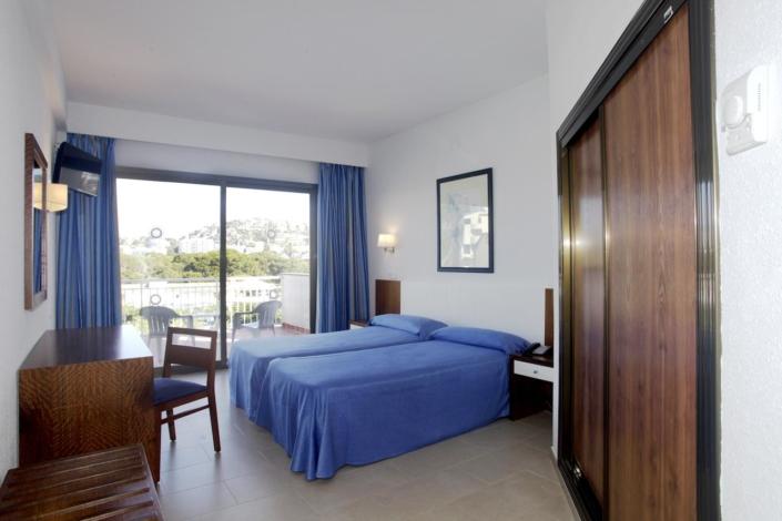 Hotel Casablanca Santa Ponsa - Beds