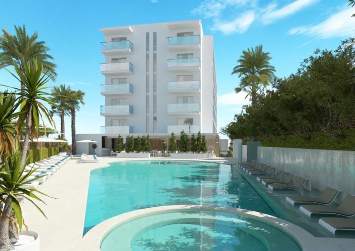 Hotel Sky Senses - Former Delfin Mar - Pool
