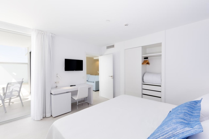 Hotel Sky Senses - Former Delfin Mar - Bed Rooms