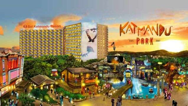 Theme Parks in Samta Ponsa - Katmandu Park