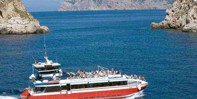 Boat trips and cruises around Santa Ponsa an Mallorca