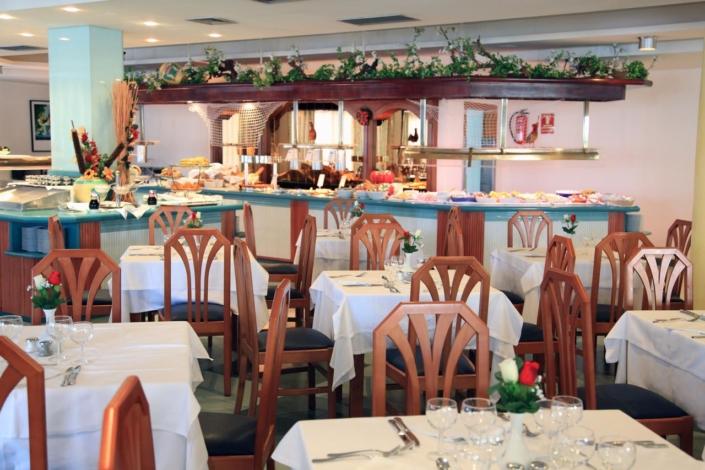 TRH Jardín Del Mar - Restaurant
