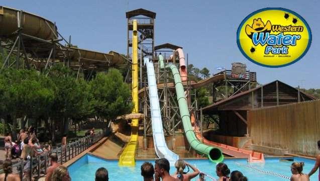 Western Park - Aqua Park near Santa Ponsa