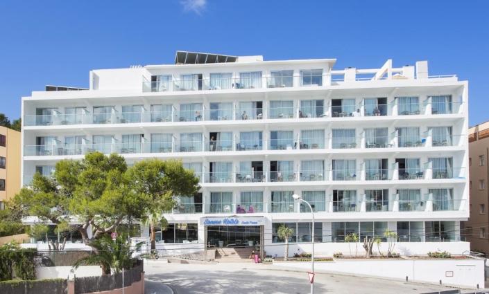 Senses Hotel in Santa Ponsa - Outside