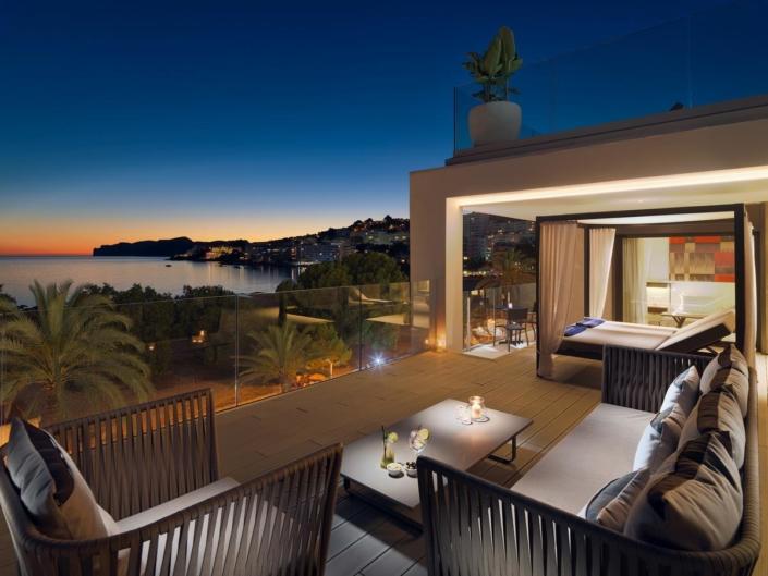 H10 Hotel Santa Ponsa - Outside