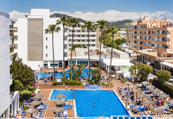 Suneoclub Globales Santa Ponsa - Pool